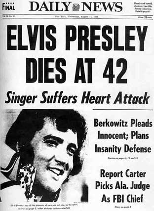 elvis presley a tragic hero Was elvis presley an innovator, a thief, a triumphant hero, or a doomed victim forty years after his death, we evaluate the legacy of the king.